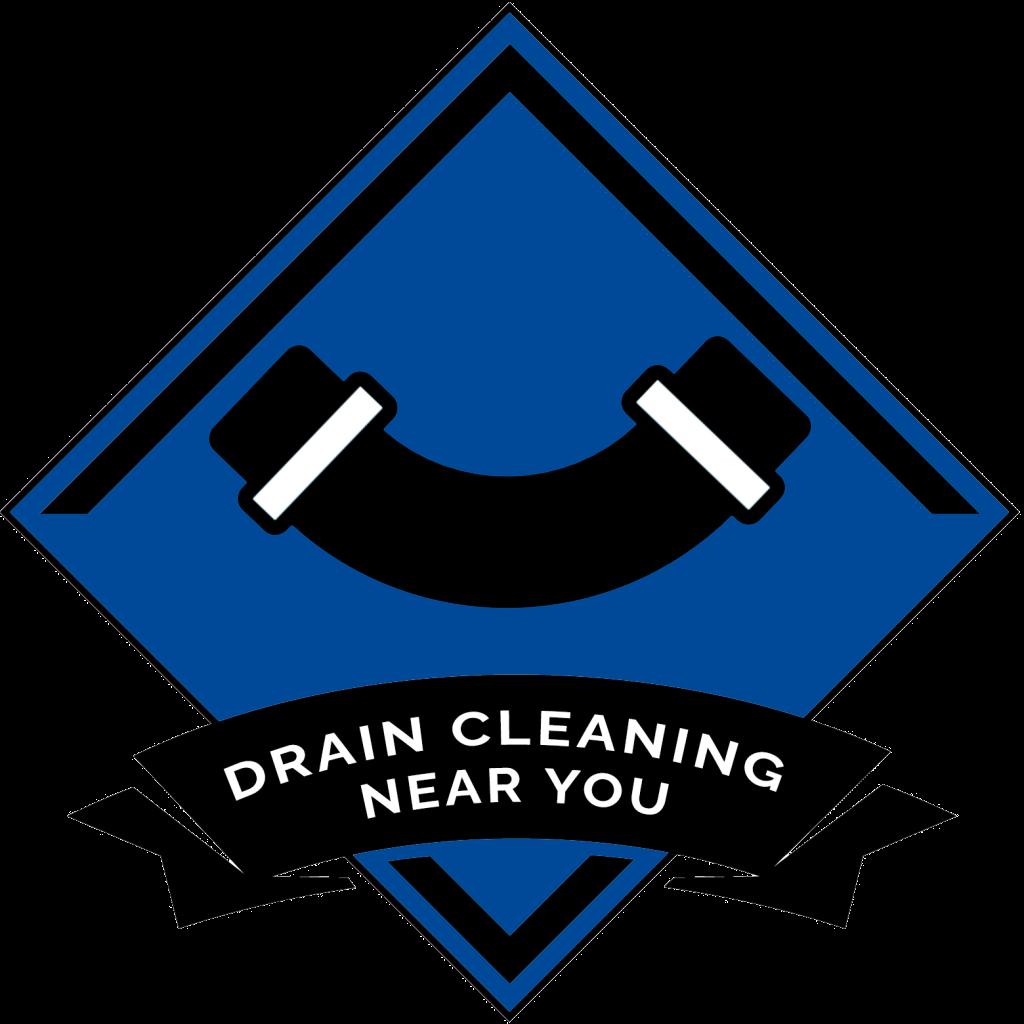 Drain Clean Badge Blue 1024x1024